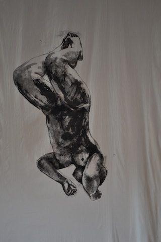Vuli Nyoni, Icarus, 2014. Courtesy of the artist