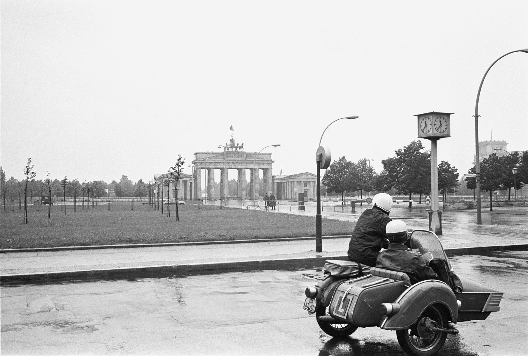 Johannes Haile, Berlin, 1962. Photo. Courtesy of the ifa Gallery Berlin/Stuttgart