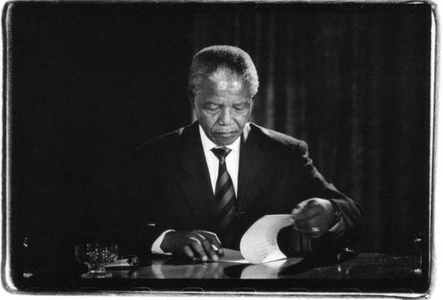 Mandela-paging