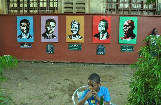 District Bonanjo :