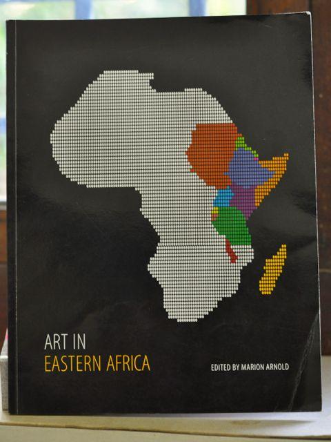 Art in Eastern Africa © Bookstop Sanaa Art Library