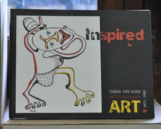 Inspired © Bookstop Sanaa Art Library