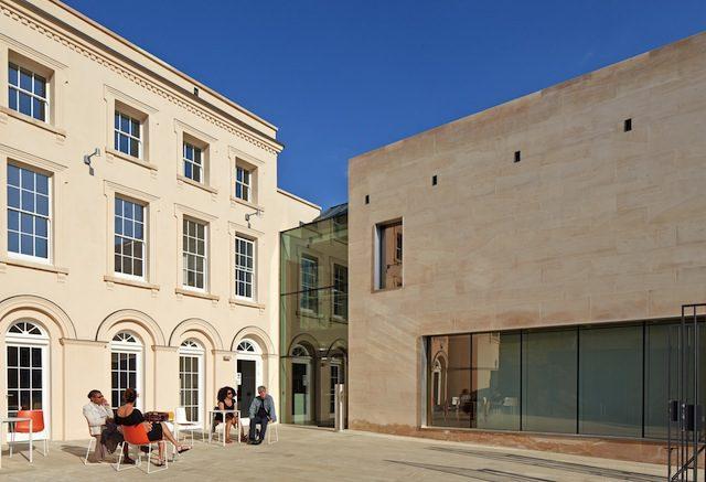 The Black Cultural Archives, Brixton © Edmund Sumner