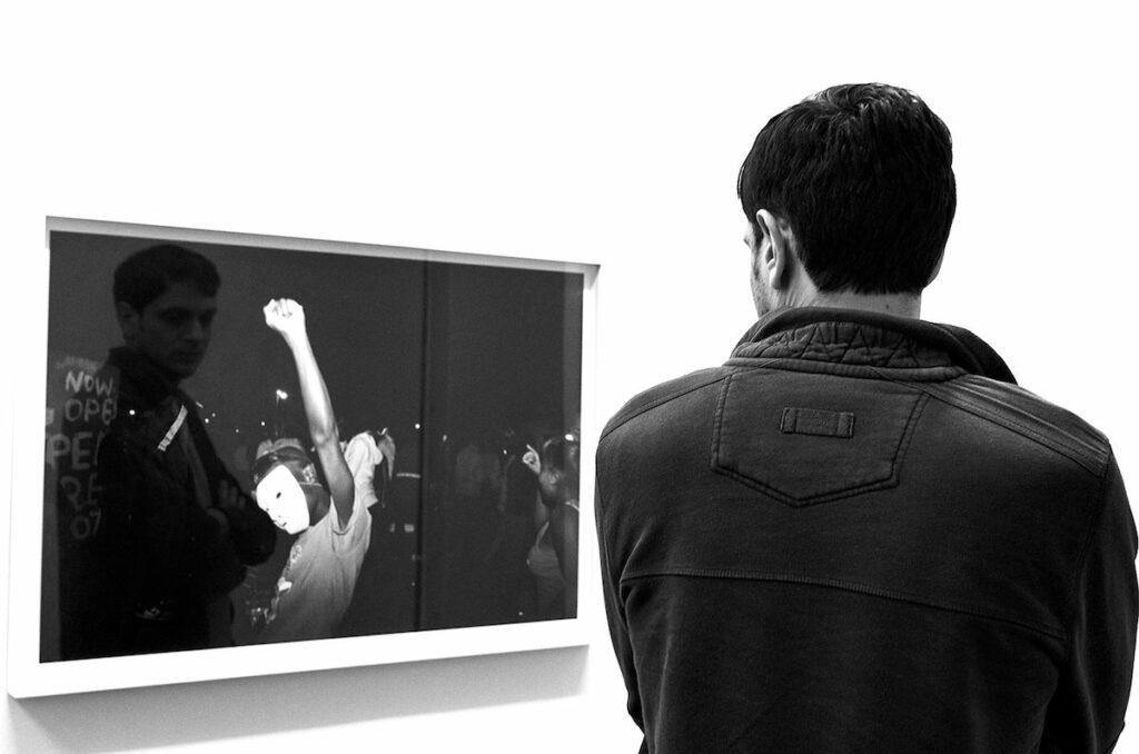exhibition view (c) Palesa Motsomi