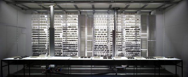 James Beckett, Negative Space, installation view. Photo: Alessandra Bello