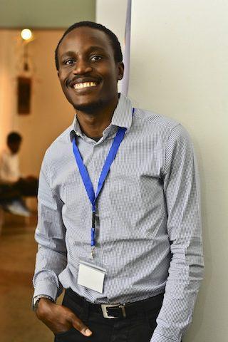 Tolu Ogunlesi. Photo: Aderimi Adegbite