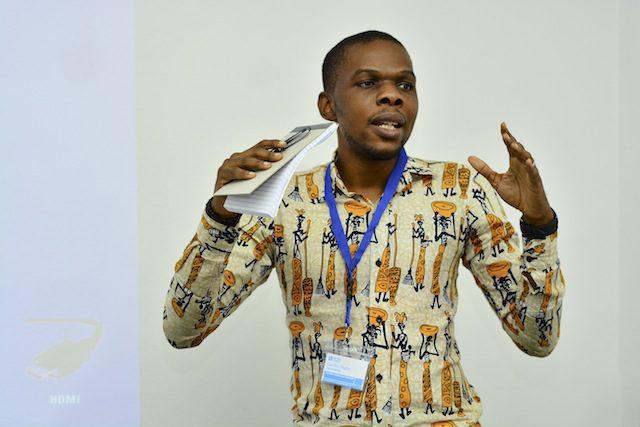 Obidike Okafor. Photo: Aderimi Adegbite