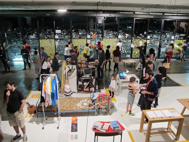 ruangrupa, São Paulo Biennale 2014, The Ciccilio Matarazzo Pavilion, São Paulo, Brazil. Courtesy of Ruangrupa