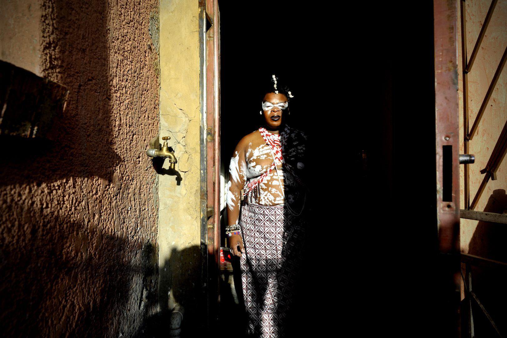 Albert Ibokwe Khoza © Lerato Maduna and Bhekikhaya Mabaso